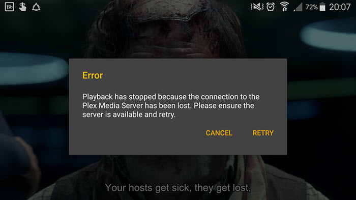 Plex Won't Play 4K HEVC/H.265 Files
