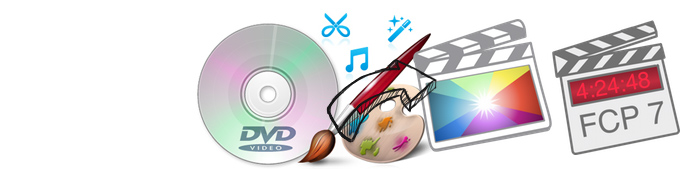 Import DVD Video to Final Cut Pro X